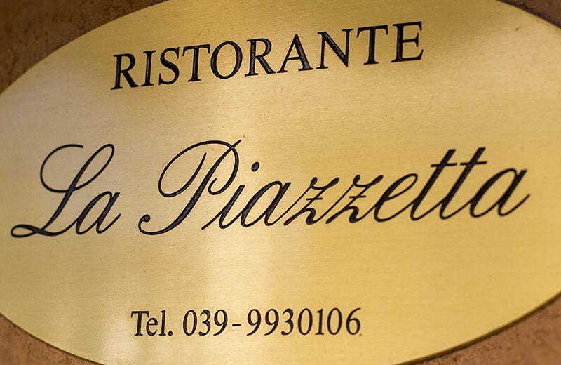 Ristorante La Piazzetta, Chef Denny Manzoni, Patron Walter Stuerz ...