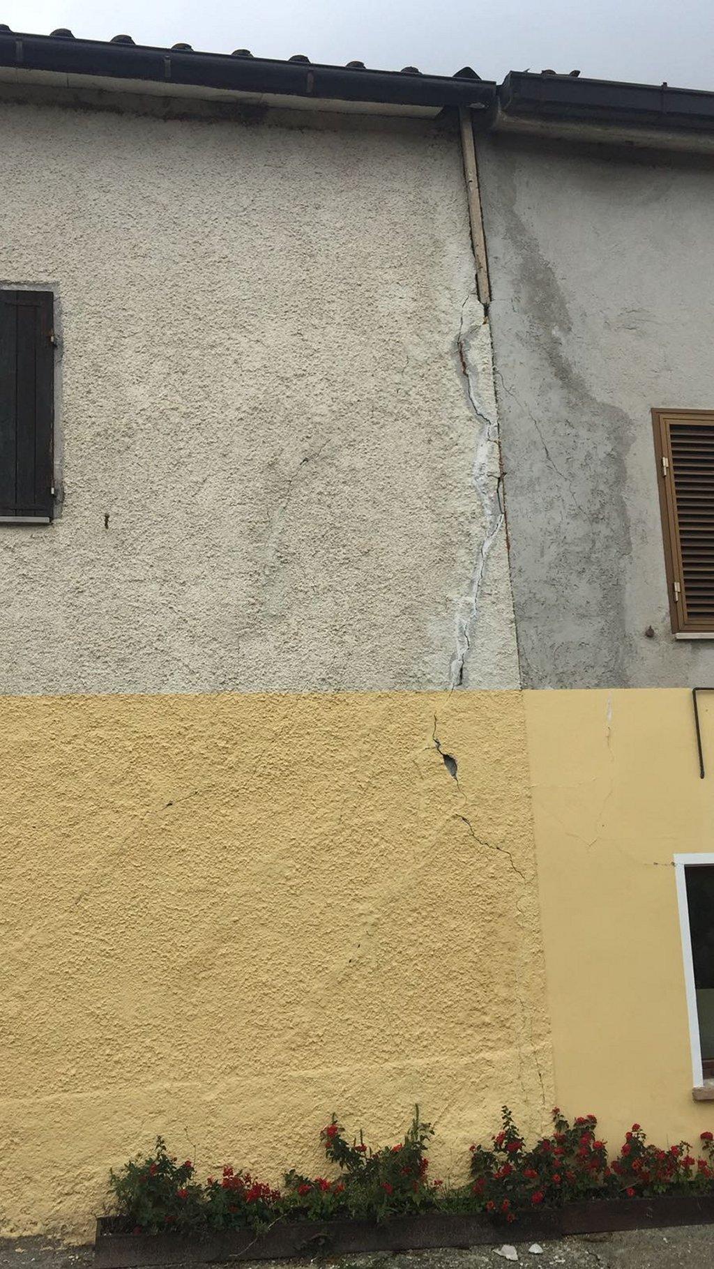 terremoto, Montemonaco, ascoli piceno, Marche