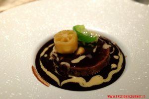 mandarin oriental, milano, ristorante seta, lievre a la royale