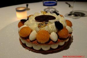 mandarin oriental, milano, ristorante seta, St honorè