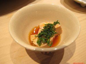 sushi, tokyo, fegato di pescatrice