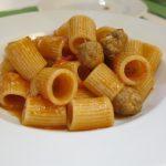 Pasta al sugo di polpette, Signore te ne ringrazi, Michele Biagiola