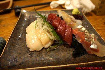 sashimi,izakaya, akaoni, tokyo