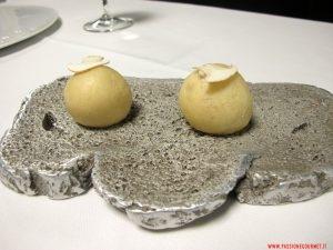 girona, el celler de can roca, bonbon di tartufo
