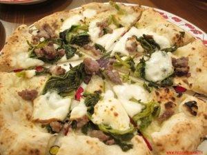 Pizza Campania, Pizzium, Milano.