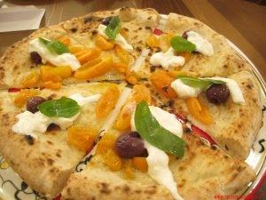 Pizza Puglia, Pizzium, Milano.