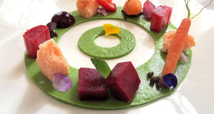 Antonino Cannavacciuolo, Guacamole, frutta e verdura in dolce