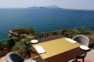 Il terrazzo sul mare, Caracol, Napoli