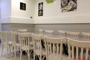 La sala, Pizzeria Elite, Caserta