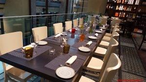 Particolare, Glowig, la tavola, il vino e la dispensa, roma
