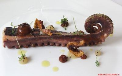 Polpo in insalata, Taberna del Principe, Avellino