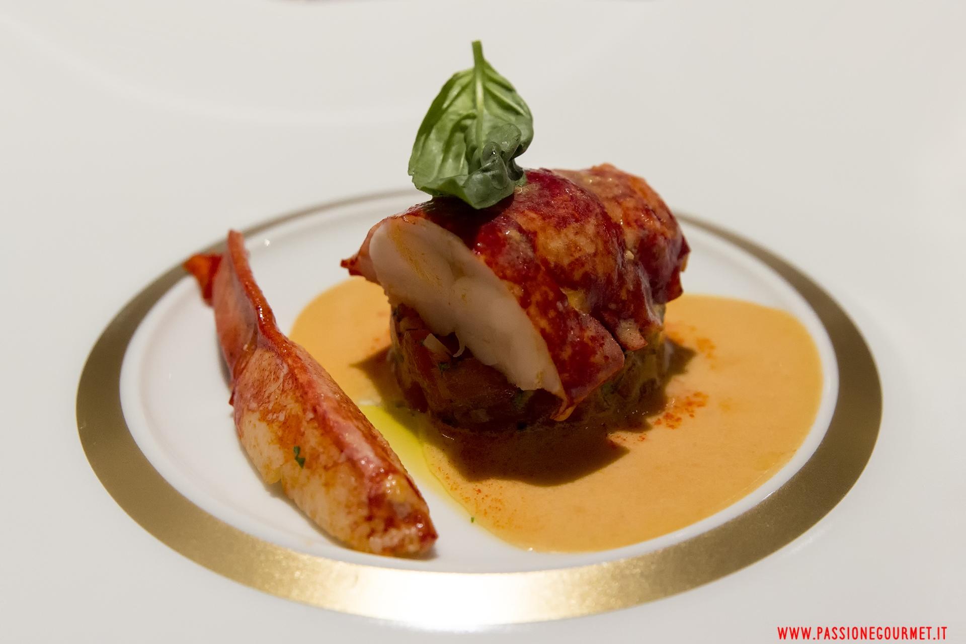 Trussardi alla Scala, Chef Roberto Conti - Passione Gourmet