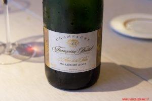 Champagne Francois Bedel, Trussardi alla Scala, Milano