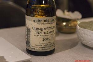 Chassagne- Montrachet Les Caillerets 2006 di Amiot.
