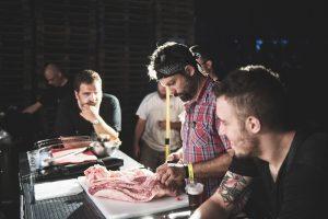 Prime Uve Invitational 2016, BBQ vs Grigliata