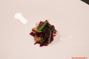 Cavolo rosso marinato, Materia, Caranchini, Cernobbio