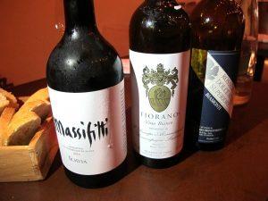 forli, casa di mare, abbinamenti vino