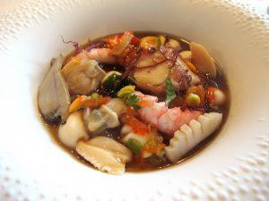 noirmoutier, la marine, crostacei