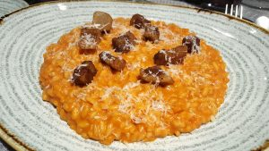 Risotto all