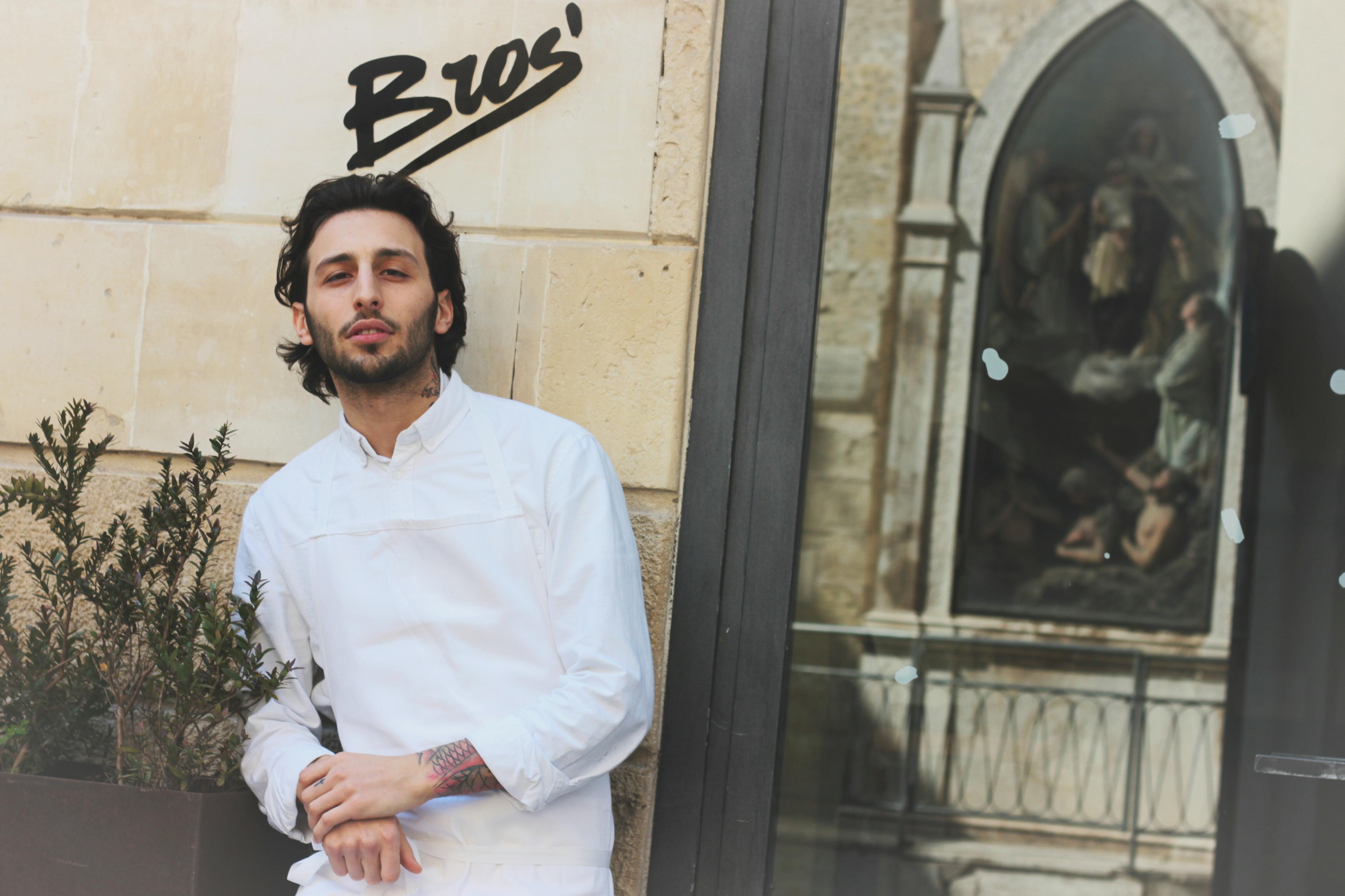 Floriano Pellegrino, Bros, Lecce