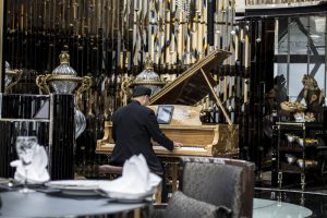 Pianista, Macau, Robuchon au Dome, Julien Tongiurian