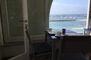 Taverna del Capitano, Marina, colazione