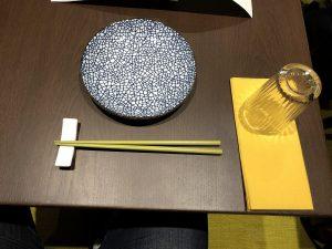 gastronomia yamamoto, milano, giapponese, apparecchiatura