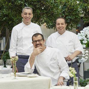 Cucina,Mandarin, Milano, Antonio Guida