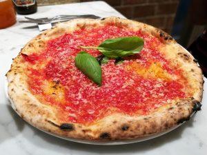 Cosacca, Pizza, Concettina ai Tre Santi, Ciro Oliva, Napoli