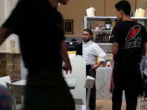 Sala, Pizza, Concettina ai Tre Santi, Ciro Oliva, Napoli