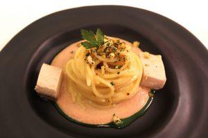 Spaghetti allo sgombro, Don Alfonso, Napoli, Ernesto Iaccarino
