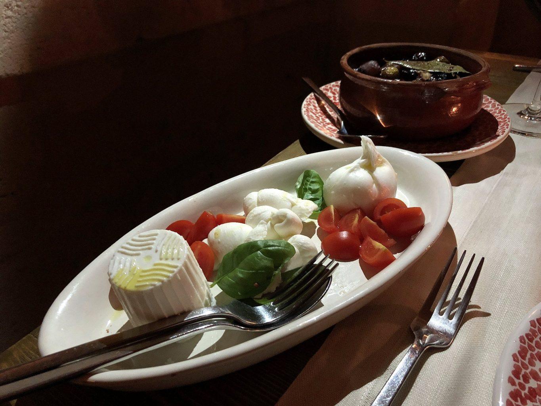 borgo egnazia, savelletri di fasano, la frasca, burrata