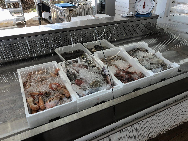 Pescato, pescheria da vito trattoria borgo egnazia