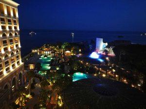 Monte Carlo, Montecarlo Bay Hotel
