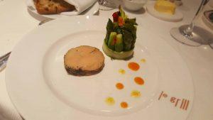 Foie Gras, The Grill, Hotel de Paris, Monte Carlo