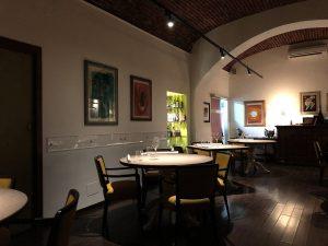 torino, magorabin, ristorante, sala