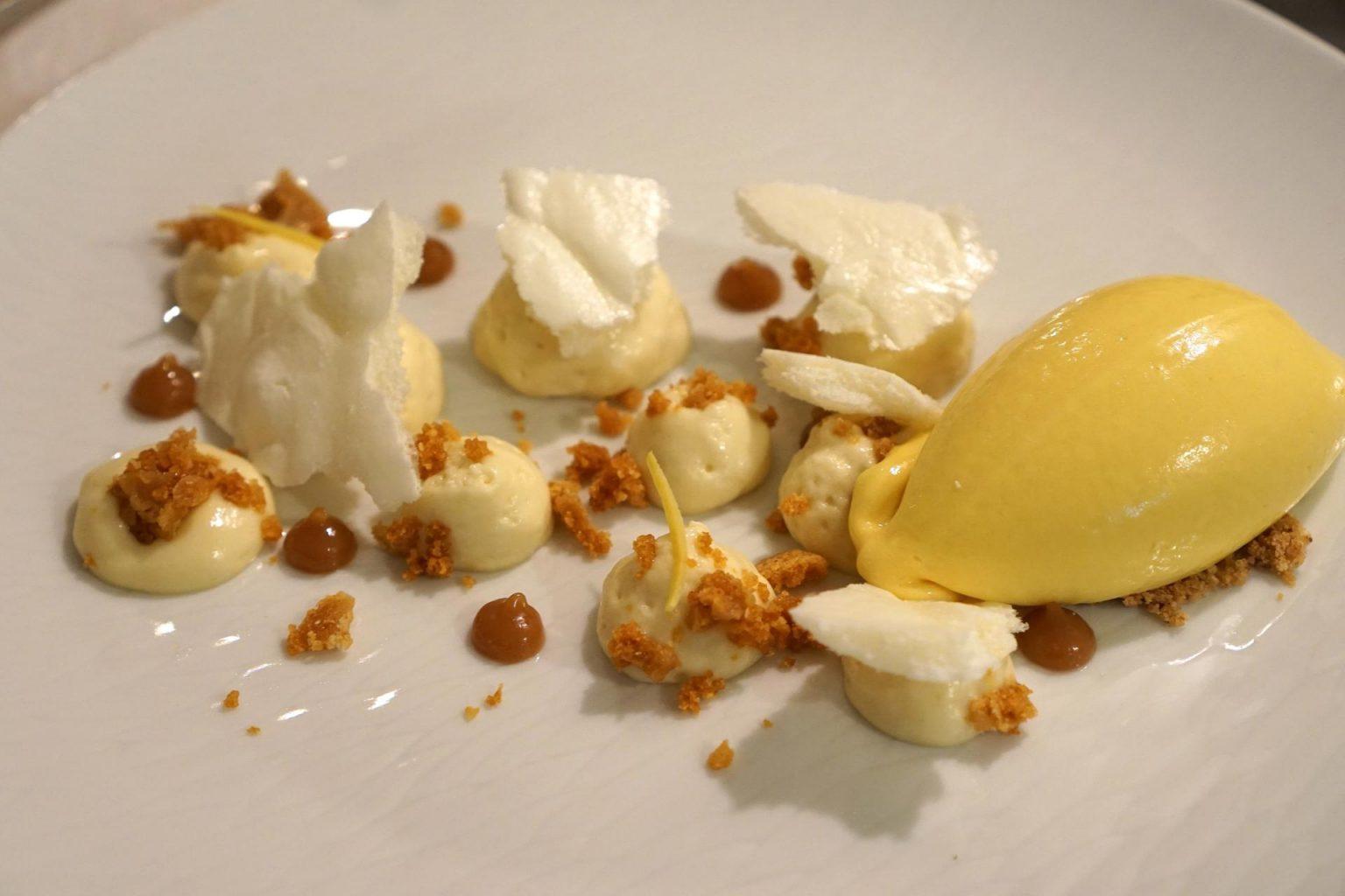 Chimpl, Tamion, dessert