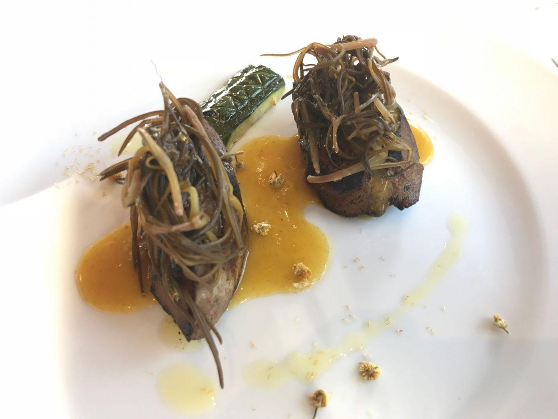 Fegato, Le Giare Ristorante Puglia