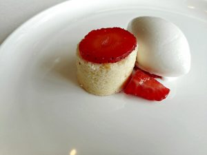 Cheesecake, Nerua, Alijia, Bilbao