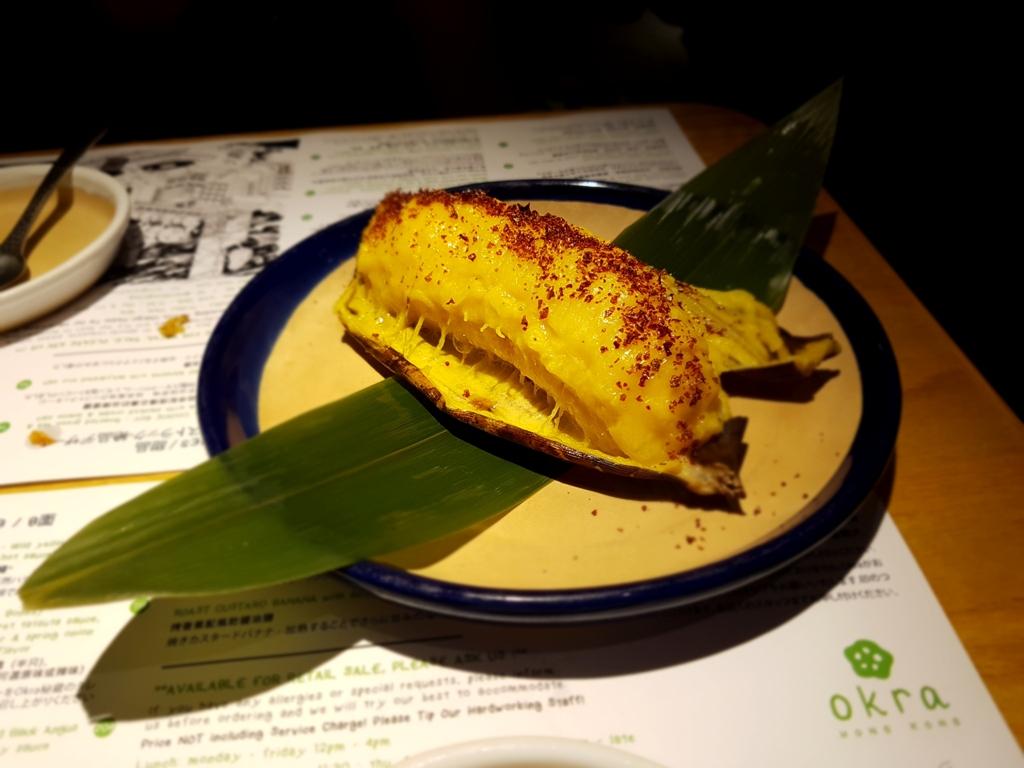 Budino alla banana, Okra, Max Levy, Hong Kong, Cina