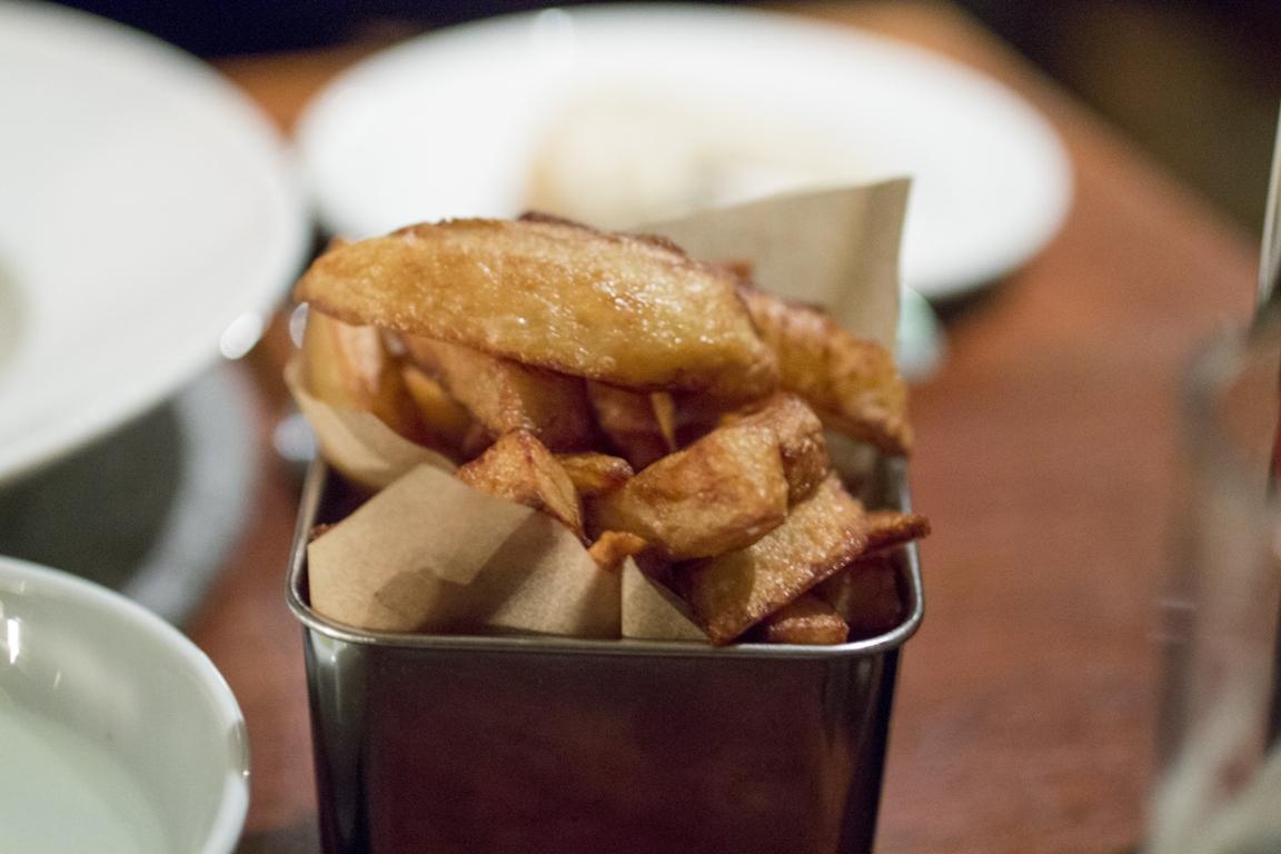 Patatine fritte, Loch Bay Isola di Skye