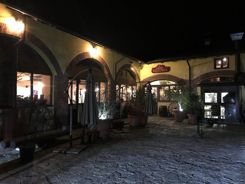 Cascina Vittoria Rognano Pavia