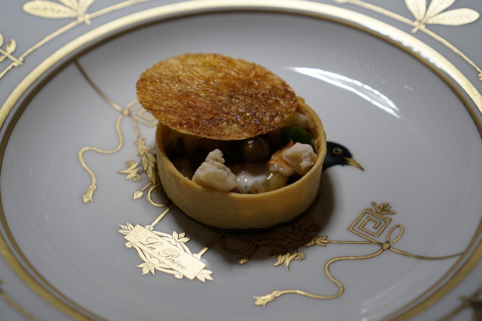 Francescana, Bottura, chowder