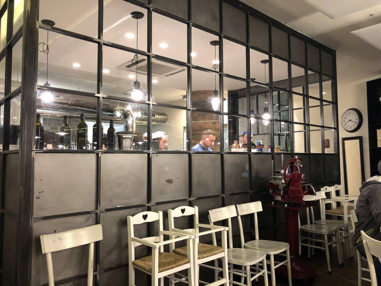 I Masanielli, pizzeria