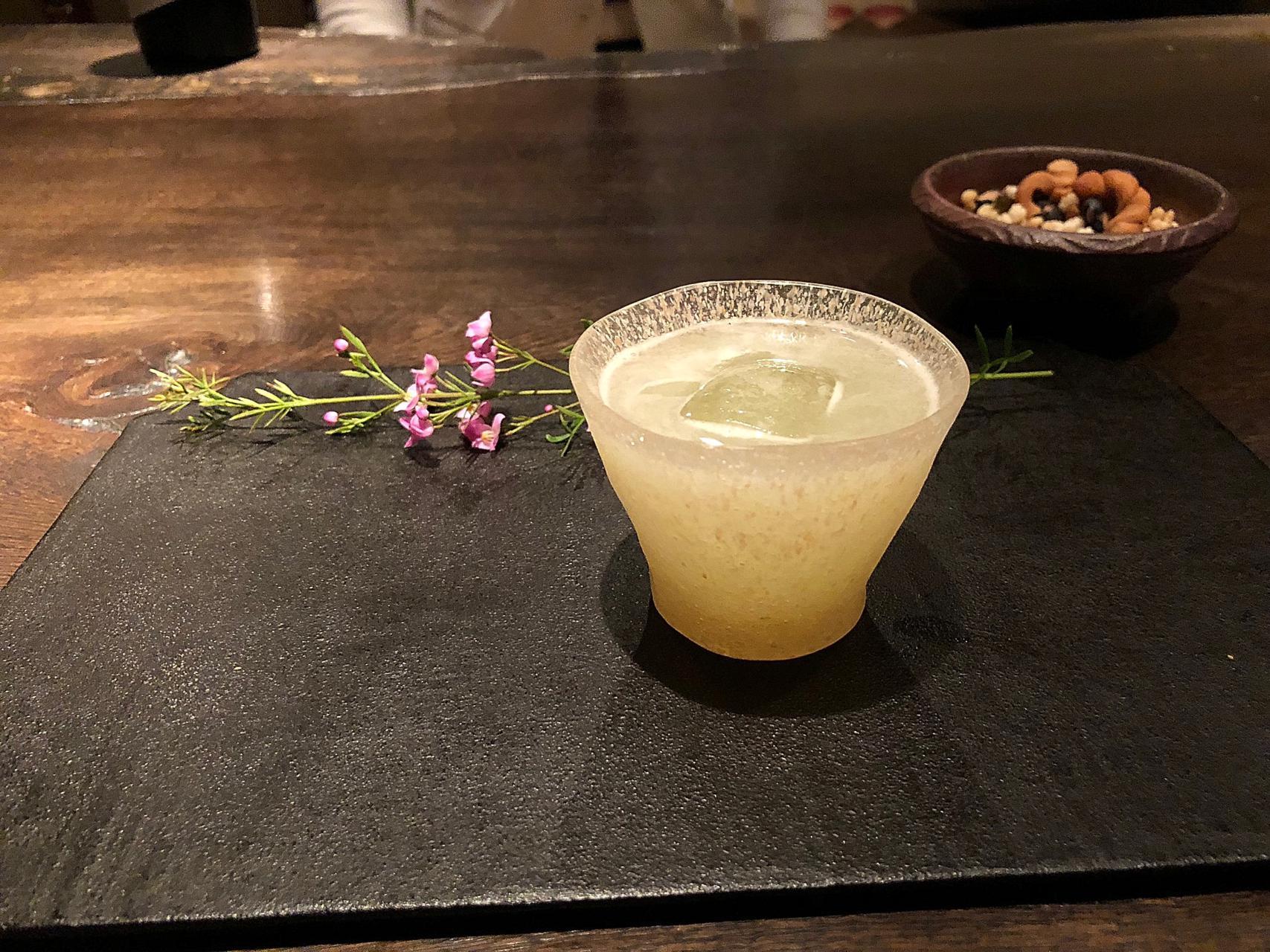 Tokyo, Cocktail, Gen Yamamoto
