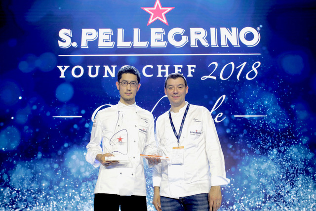 S.Pallegrino Young Chef 2018