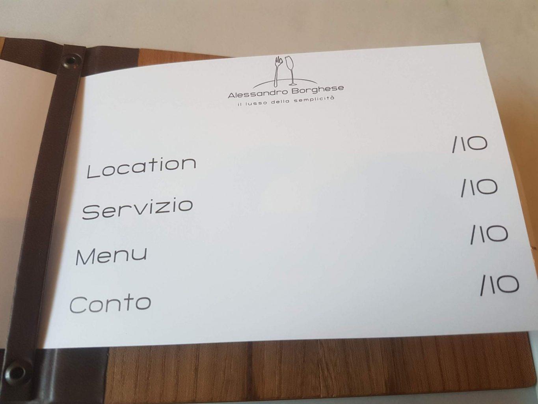 Il Lusso della Semplicità Alessandro Borghese