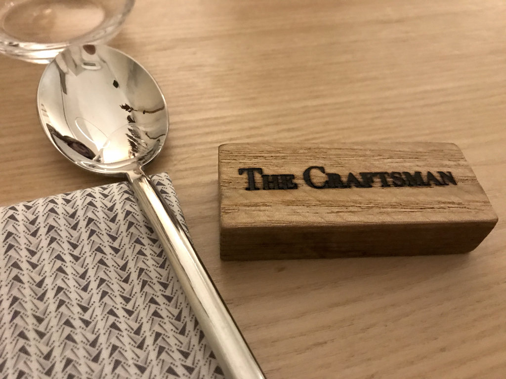 The Craftsman Ristorante