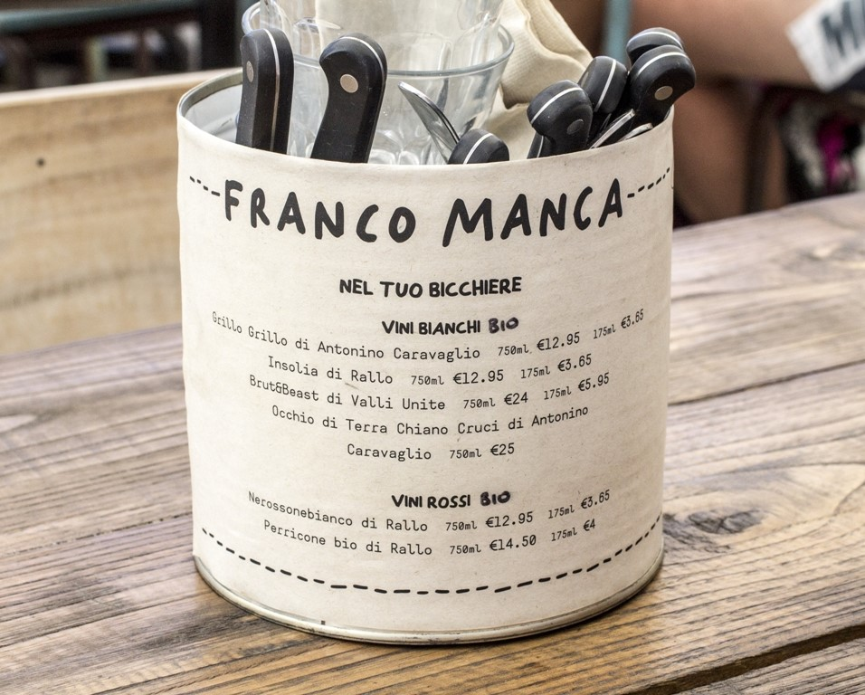 Franco Manca Salina