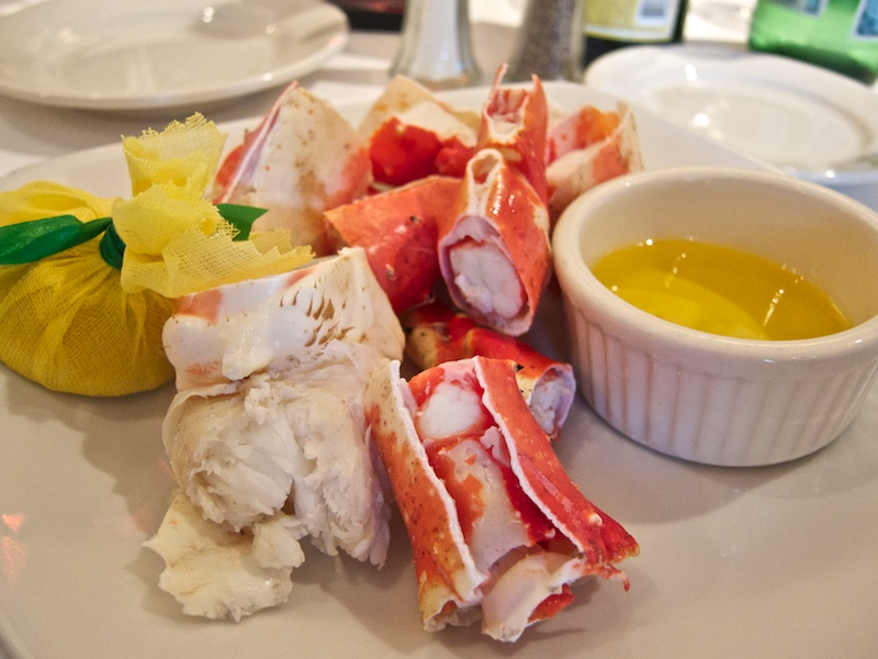 king crab, Catch 35, Chef Eddie Sweeney, Neperville